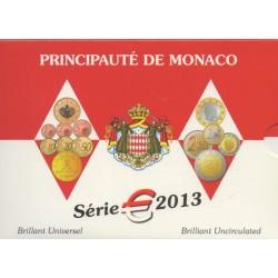 Monaco - 2013 - Série BU