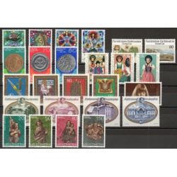 Liechtenstein - Complete year - 1977 - Nb 608/632