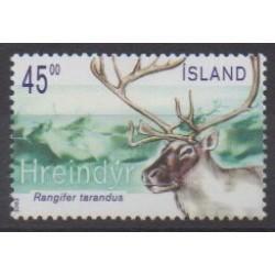 Iceland - 2003 - Nb 973 - Mamals