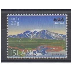 Iceland - 2002 - Nb 932 - Sights