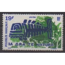 Polynésie - 1975 - No 105