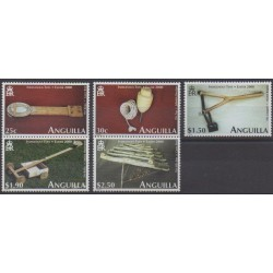 Anguilla - 2000 - Nb 953/957 - Childhood