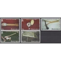 Anguilla - 2000 - No 953/957 - Enfance