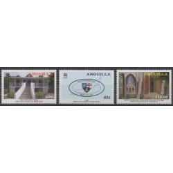 Anguilla - 2013 - Nb 1132/1134 - Religion
