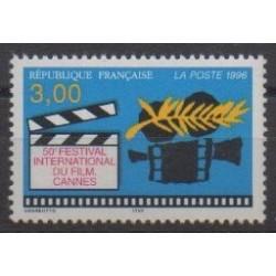France - Poste - 1996 - Nb 3040 - Cinema
