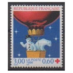 France - Poste - 1996 - Nb 3039a - Health
