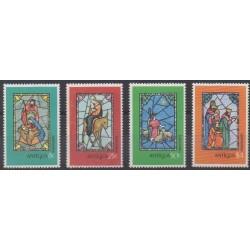 Antigua - 1979 - No 555/558 - Noël