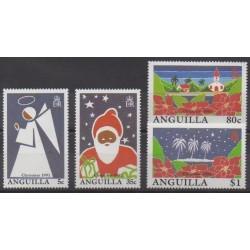 Anguilla - 1991 - Nb 782/785 - Christmas