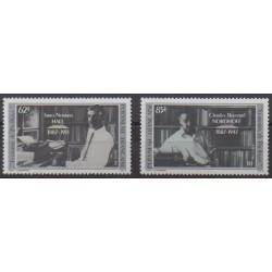 Polynesia - 1988 - Nb 297/298 - Literature