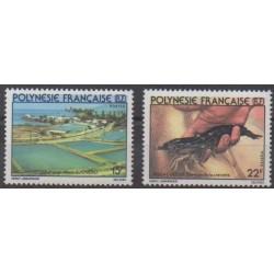 Polynesia - 1980 - Nb 150/151 - Craft