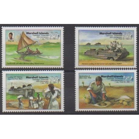 Marshall - 1986 - Nb 115/118 - Various Historics Themes
