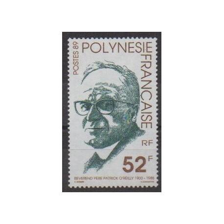 Polynesia - 1989 - Nb 337 - Religion