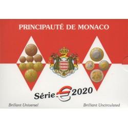 Série - Monaco - 2020 - BU