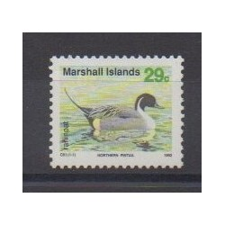 Marshall - 1992 - Nb 403 - Birds