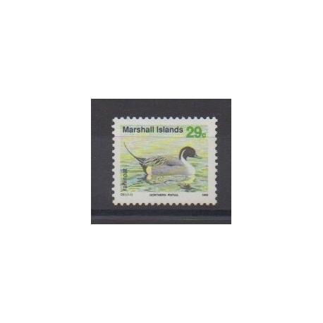 Marshall - 1992 - Nb 403 - Birds