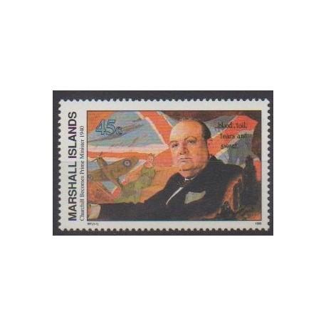 Marshall - 1990 - Nb 300 - Second World War