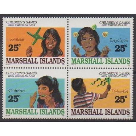 Marshall - 1990 - Nb 283/286 - Childhood