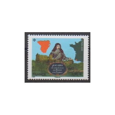 France - Poste - 2020 - Nb 5434 - Various Historics Themes