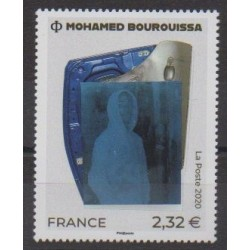 France - Poste - 2020 - Nb 5433 - Art