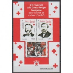 France - Blocks and sheets - 2020 - Nb F5430 - Health