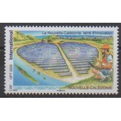 New Caledonia - 2020 - Nb 1397 - Science - Environment