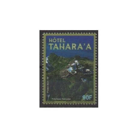 Polynesia - 2020 - Hôtel Tahara'a