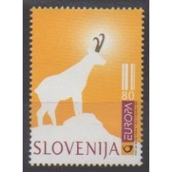 Slovenia - 1997 - Nb 173 - Literature - Europa