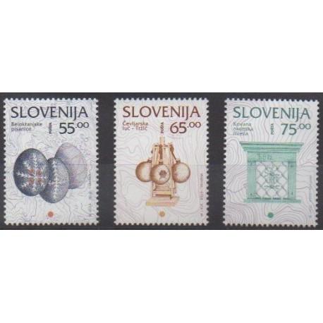 Slovenia - 1996 - Nb 136/138