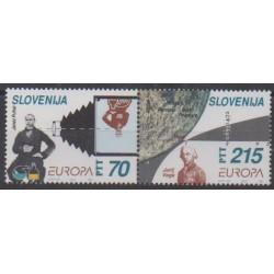 Slovenia - 1994 - Nb 78/79 - Europa