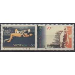 Slovenia - 1995 - Nb 104/105 - Europa
