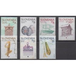 Slovenia - 2005 - Nb 495/501