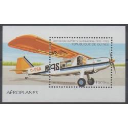 Guinea - 1995 - Nb BF 111 - Planes