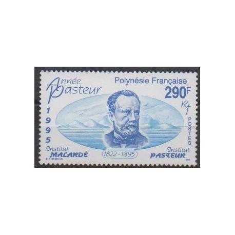 Polynesia - 1995 - Nb 481 - Health