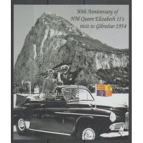 Gibraltar - 2004 - Nb BF59 - Royalty