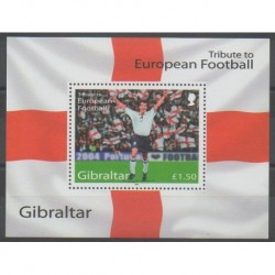 Gibraltar - 2004 - Nb BF62 - Football