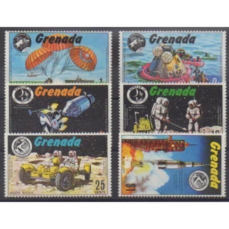 Grenade - 1971 - Nb 398/403 - Space