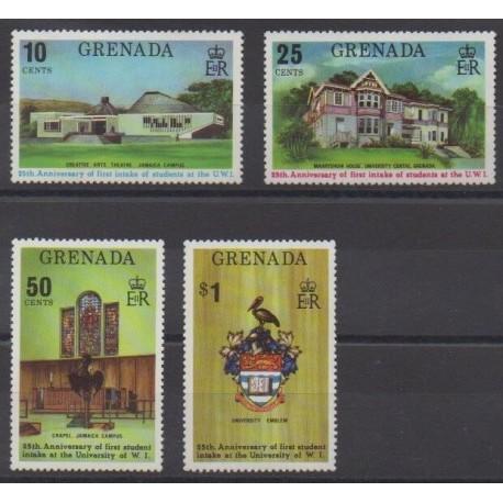Grenade - 1974 - Nb 514/517