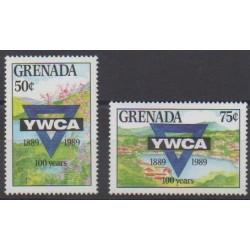 Grenade - 1989 - Nb 1823/1824