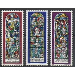 Liechtenstein - 1978- No 661/663 - Religion
