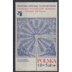 Poland - 1972 - Nb BF58 - Philately