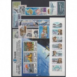 French Southern Territories - Complete year - 2000 - Nb 264/286 - BF4