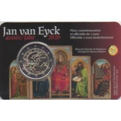 Belgique - 2020 - Jan van Eyck