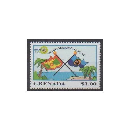 Grenade - 1998 - Nb 3265 - Various Historics Themes