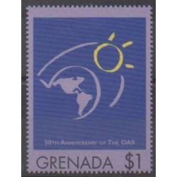 Grenade - 1998 - Nb 3289 - Various Historics Themes