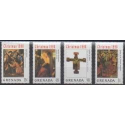 Grenade - 1998 - Nb 3305/3308 - Christmas