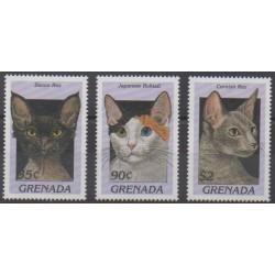 Grenade - 1997 - Nb 2932/2933 - Cats