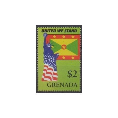 Grenade - 2002 - Nb 4127 - Various Historics Themes