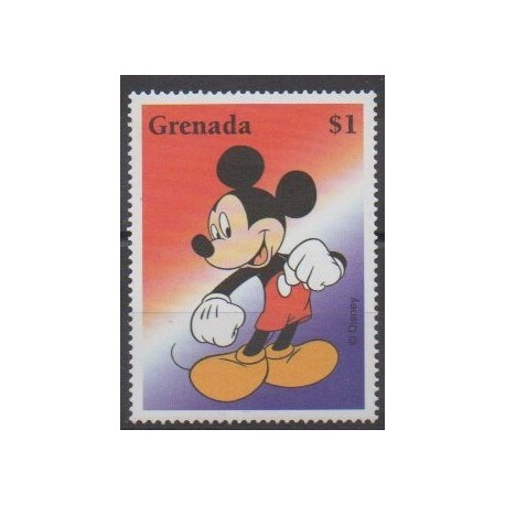 Grenade - 2002 - Nb 4140 - Walt Disney
