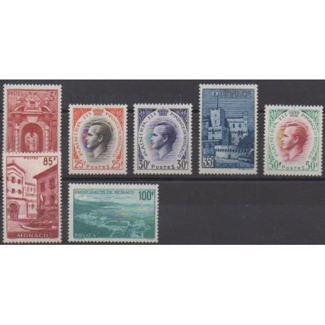 Monaco - 1959 - Nb 503/509