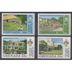 Grenade - 1991 - Nb 2038/2041